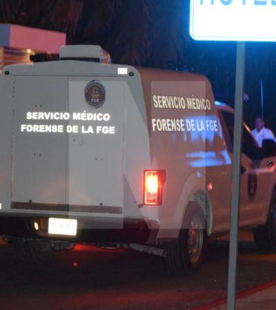 EJECUCIÓN EN PLAYA DEL HOTEL GRAND OASIS: Matan a balazos a un hombre en la Zona Hotelera de Cancún