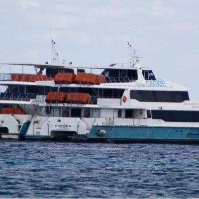NUEVO GOLPE HUNDE A BARCOS CARIBE: Suspende SCT permisos de navegación a embarcaciones hasta que la Semar no avale seguridad