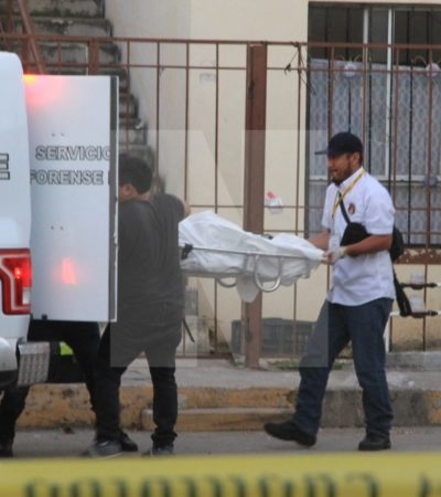 Aún permanece en calidad de desconocido ejecutado en Región 259 la madrugada del lunes