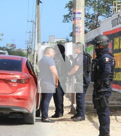 CAE EL 'CHALPA' EN CANCÚN | INFILTRA EL NARCO AL AYUNTAMIENTO: Detienen Fuerzas Federales a funcionario municipal de BJ por 'lavado de dinero' para el Cártel Jalisco Nueva Generación en QR