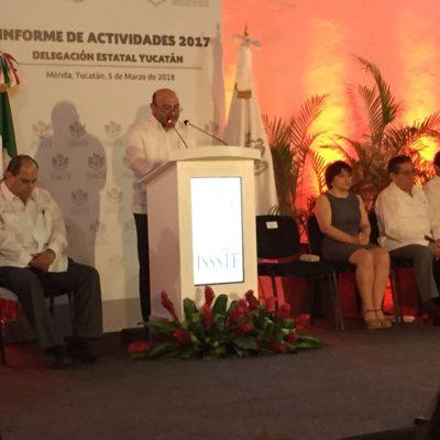 Renuncia Luis Hevia al ISSSTE en Yucatán;se suma a campaña de Sahuí