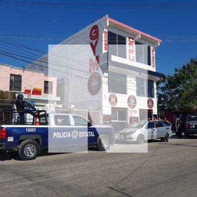 EX FUNCIONARIOS LIGADOS AL NARCO YA ESTÁN EN EL CERESO DE CANCÚN: Revisan policías inmediaciones de negocios vinculados a 'Chalpa', presunto 'lavador' de dinero del CJNG