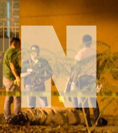 HALLAN A ENSABANADO EN LA SM 25: Encuentran cuerpo de una persona en Cancún