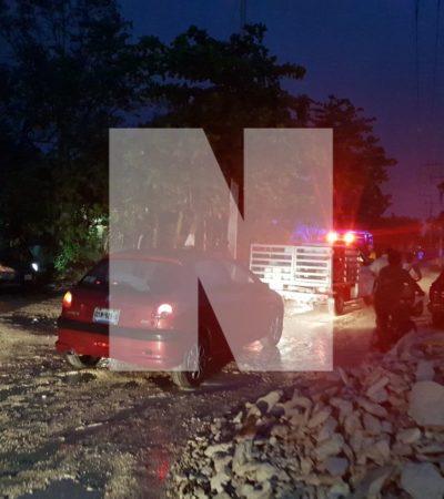 SEGUIMIENTO | Aún no hay resultados de investigación sobre joven ejecutado en la colonia irregular 'El Sheriff' de Cancún