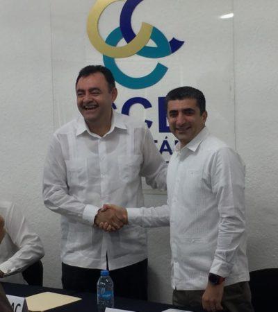 Nueva dirigencia empresarial en Yucatánvigilará con lupa la transición electoral, dicen