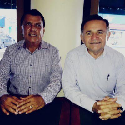 Histórico operador del PRI es presentado en Morena