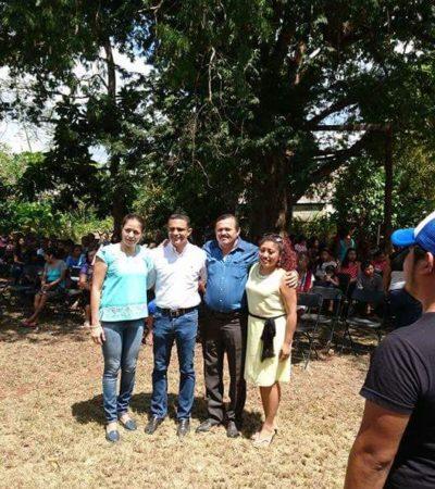 Ex precandidato del PRD, Antonio Flota Castillo, se va en apoyo de la candidata del PRI en JMM