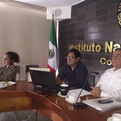 Trabajan con empresa regiomontana el papel seguridad para boletas electorales