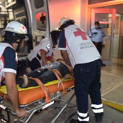 SEGUIMIENTO | Confirman la muerte de uno de los tres baleados ayer en la Región 510 de Cancún