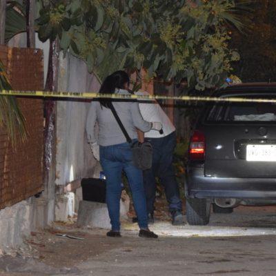 TRES BALEADOS EN LA REGIÓN 510: Reportan ataque de presuntos sicarios sobre la Avenida 50 de Cancún