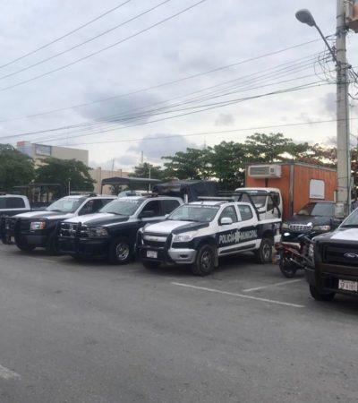 """LA INSEGURIDAD NO VE NI PARTIDOS POLÍTICOS NI CLASES SOCIALES: Dice líder del PRI en Cozumel que """"es increíble"""" que la Alcaldesa Perla Tun se niegue a poner en operación patrullas entregadas por el Gobierno de Carlos Joaquín"""