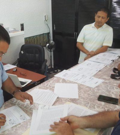 Impugna Ruiz Morcillo la exclusión de su planilla de las boletas electorales