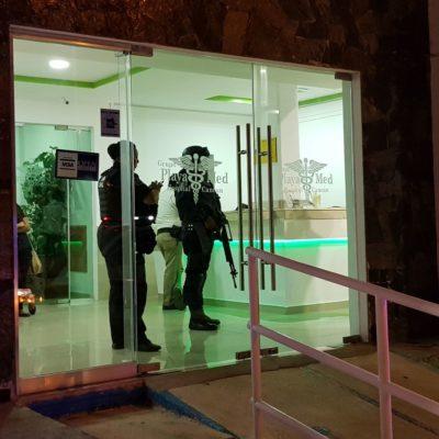 PEGA LA INSEGURIDAD A LOS HOSPITALES: Asaltan el Playamed de Cancún