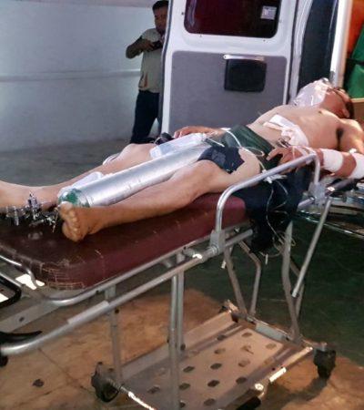 SEGUIMIENTO | Por supuesta falta de atención médica oportuna, fallece hoy el segundo de los cinco baleados ayer en la Región 251