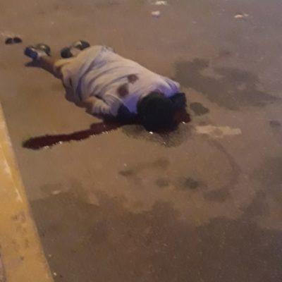 SE PONE VIOLENTA LA NOCHE EN CANCÚN: Ataque a balazos en Paseos del Mar deja un saldo de un ejecutado y 4 heridos en la Región 251
