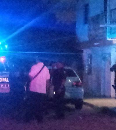 CAPTURAN A SECUESTRADORES EN CHETUMAL: Policías municipales detienen a dos hombres y una mujer implicados en un plagio; rescatan a víctima