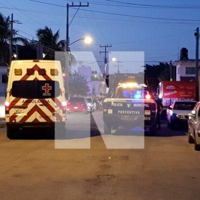 HALLAN CADÁVER MANIATADO EN LA REGIÓN 521: Confirman asesinato de un hombre en Villas Cancún