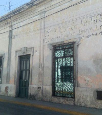 Casas antiguas sin valor histórico en Mérida serádemolidas, proyecta el Implan