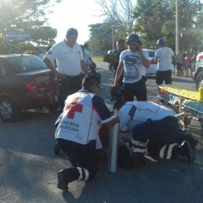 Tarde de accidentes en la Lázaro Cárdenas de FCP; fallece una persona