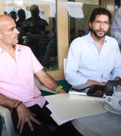 """""""EL BESO DE JUDAS"""": Enfrenta Gregorio Sánchez nueva acusación legal, ahora por plagio de un libro"""