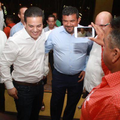 EL PRI YA SE VA DE LOS PINOS: La pelea por la Presidencia es entre AMLO y Anaya, dice Damián Zepeda