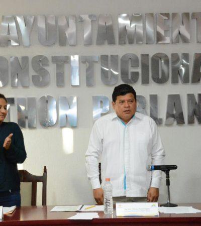 Renuncia Luis Torres Llanes a la Alcaldía de OPB para buscar diputación federal por el Distrito 02