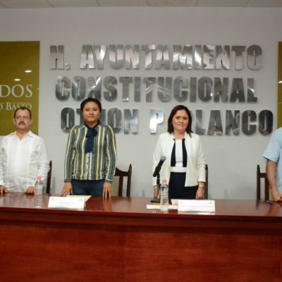 ESTRENA OPB ALCALDESA INTERINA: Nombra Cabildo a Alcérreca Manzanero como sustituta de Luis Torres Llanes