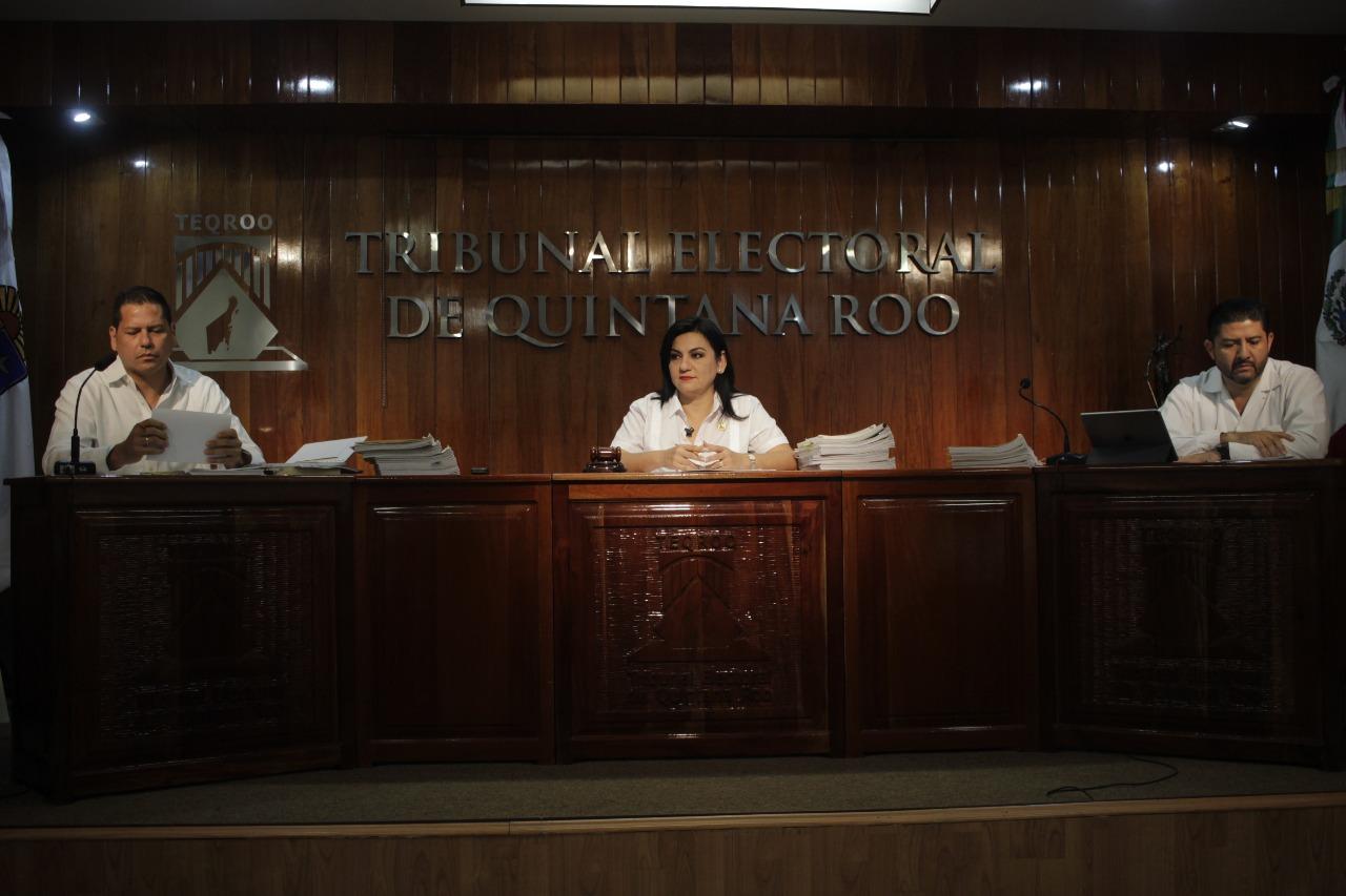 DA TEQROO REVÉS A PERLA TUN: Avala licencia de regidora Gina Ruiz en Cozumel