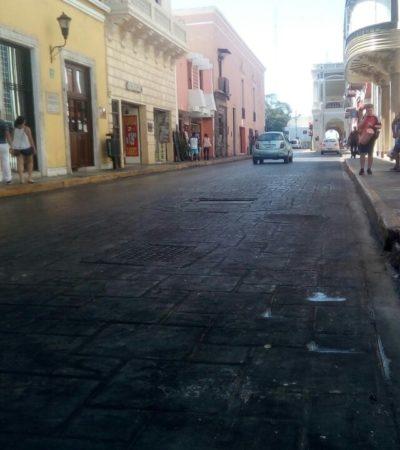 YUCATECOS EN 'FUGA' DURANTE SEMANA SANTA: Comonunca, las calles de Mérida lucen tranquilas