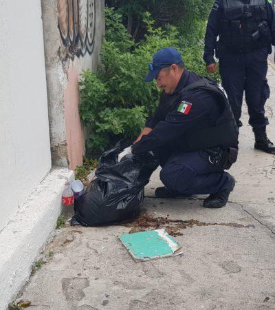 Supuesto 'santero' de la SM 46 provoca movilización policiaca por bolsa con pollos… ejecutados