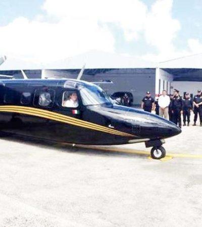 Buscan con avioneta a pescadores extraviados en la costa poniente de Yucatán