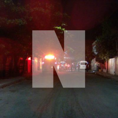 LE DISPARARON POR LA ESPALDA: Matan a balazos a un hombre en la colonia Colosio de Playa del Carmen