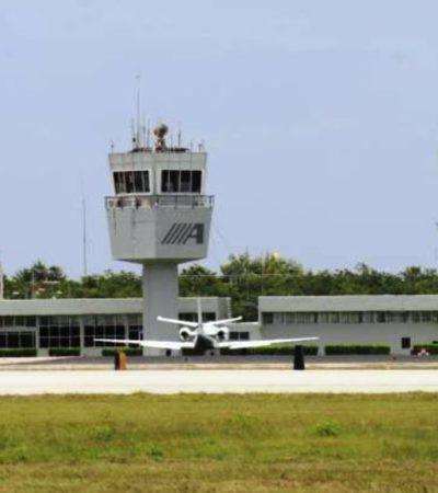 Fallece mujer en pleno vuelo procedente de la Ciudad de México