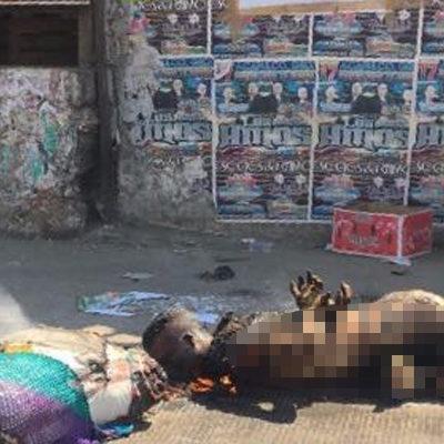 INSÓLITA VIOLENCIA EN ACAPULCO: Ejecutan a dos jóvenes, los rocían con gasolina y les prenden fuego ante decenas de personas