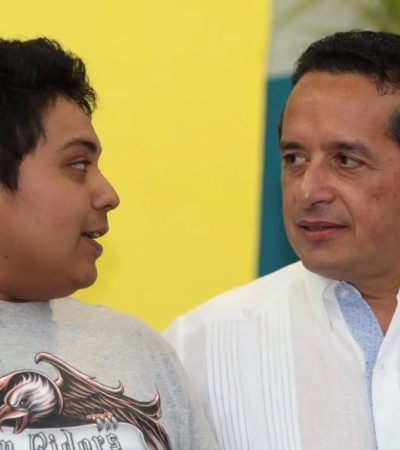 Disminuye incidencia delictiva en el norte de Quintana Roo, asegura Carlos Joaquín