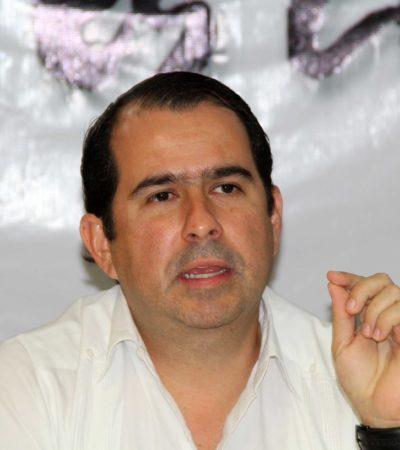 No hay recurso legal para acelerar proceso de selección de candidatos del PRD, reconoce Jorge Aguilar