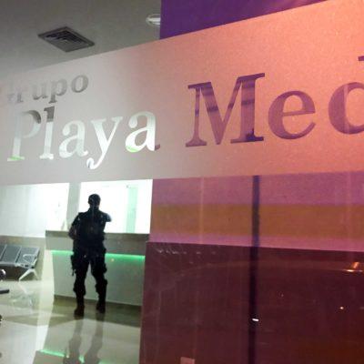 DETONA 'ALERTAS' EN LA CÁRCEL EL CASO PLAYA MED: Investigan a 8 custodios del 'Poncho' bajo sospechas de solapar negocio de drogas del líder del Cártel del Golfo desde su cama de hospital en Cancún