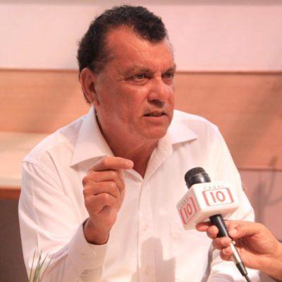 SE DESANGRA EL PRI: Rodolfo Vallín Lugo, histórico operador del tricolor, renuncia para apoyar a Morena