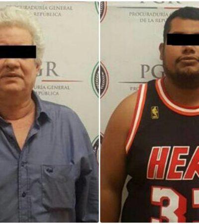 CAE 'EL CUBANO' EN CANCÚN: Detiene SEIDO a dos presuntos integrantes de célula delictiva de 'Los Zetas' que opera en el sur de Veracruz