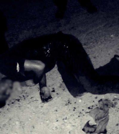 SE CONSUMA EJECUCIÓN EN CHETUMAL: Fallece franelero baleado ayer en el bar 'Rock Shot'
