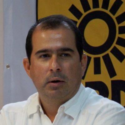 Dice Aguilar Osorio que no hay prisa para elegir a candidatos a presidencias municipales
