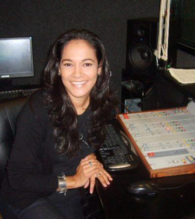 Otra representante de los medios de comunicación en las candidaturas: Karla Romero será abanderada del PRD a la diputación en el Distrito 03 de Cancún