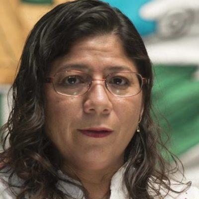 """""""LA DIRIGENCIA HA PERDIDO EL RUMBO"""": Renuncia a Morena Silvia Vázquez Pech, la primera diputada del partido de AMLO en QR"""