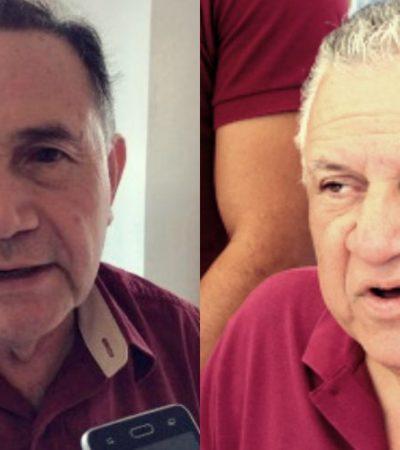 ENROQUE EN MORENA: Por candidatura al Senado, renunciaría José Luis Pech Várguez y regresaría Rafael Marín Mollinedo a la dirigencia en QR