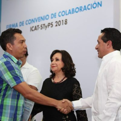 Quintana Roo es la sexta entidad con los mejores salarios del país, destaca Carlos Joaquín