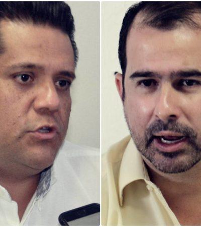 TORPEDEAN PAN Y PRD AL PVEM: Piden que Remberto Estrada deje de entregar despensas porque viola veda electoral