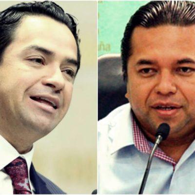 SE ACERCA 'LA HORA CERO' EN EL PRD: De cara a los plazos para registro, 'Chanito' Toledo pide licencia para contender por candidatura por el 'Frente' en Cancún; Emiliano también dejará diputación