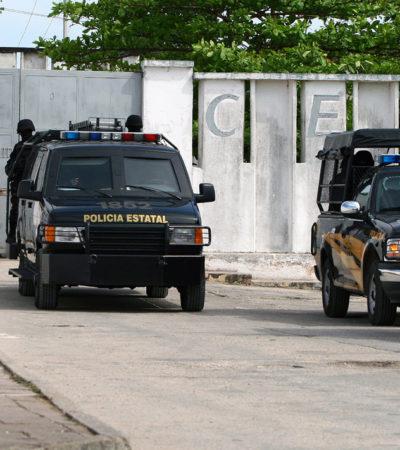 Vinculan a proceso a policía que le disparó a su compañero en Mérida