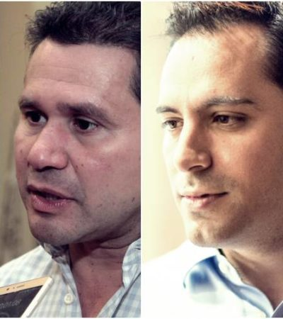 LOS CUATRO JINETES DEL MAYAB: Avalan candidaturas a la gubernatura de Yucatán