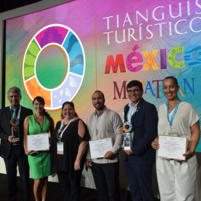 Regresa Puerto Morelos fortalecido del Tianguis Turístico de Mazatlán 2018